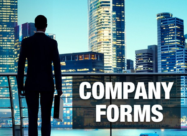 Company Forms